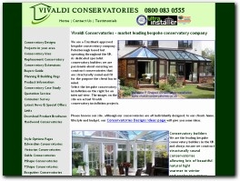 http://www.vivaldi-conservatories.co.uk/ website