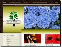 http://www.onlineplantnursery.com website
