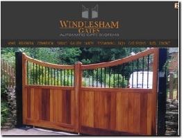 https://www.windlesham-electric-gates.co.uk website