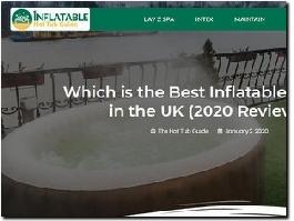 https://www.inflatablehottubguide.com/ website