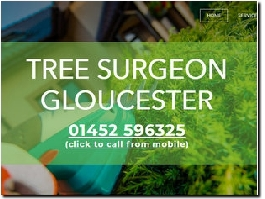 https://www.treesurgeongloucester.com/ website