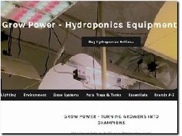https://shop.growpower.co.uk website