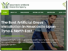 https://www.newcastleartificialgrasscompany.co.uk/ website