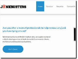 http://www.junkbusters.co.uk website
