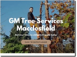 https://treeservicesgm.co.uk/ website
