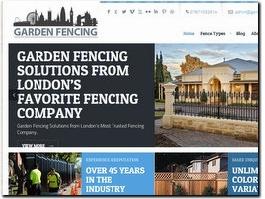 http://www.gardenfencinglondon.com/ website