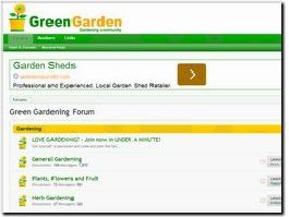 http://www.greengardenforum.com website