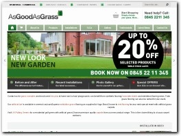 http://www.asgoodasgrass.co.uk/ website