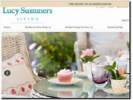 http://www.lucysummersliving.com/home-gardening-store/ website