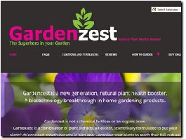 http://www.gardenzest.co.uk website