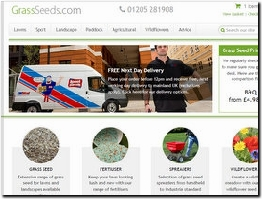 https://www.grassseeds.com/ website