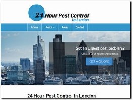 http://www.24hourpestcontrolinlondon.co.uk website