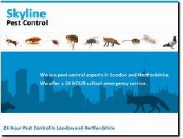 http://www.skylinepestcontrol.co.uk website