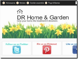 http://www.drhomeandgarden.co.uk website
