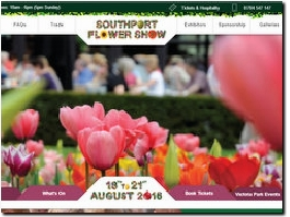 http://www.southportflowershow.co.uk website