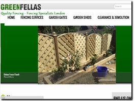 http://www.greenfellasfences.co.uk/ website