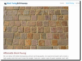 https://www.blockpavinganddriveways.co.uk/ website