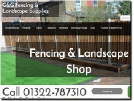 http://www.fencingandlandscapesupplies.co.uk website
