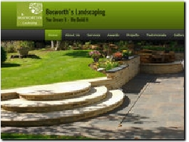 http://www.bosworthslandscaping.co.uk website