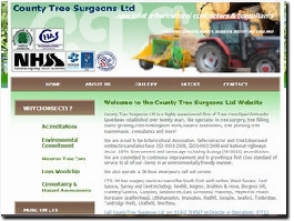 http://www.countytreesurgeons.co.uk website