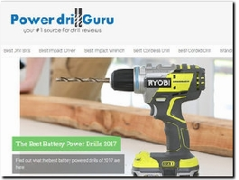 http://powerdrillguru.com website