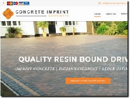 https://www.concreteimprintdriveways.co.uk/ website