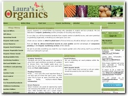 http://www.laurasorganics.co.uk/ website