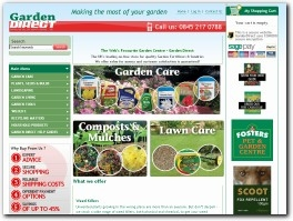 http://www.gardendirect.co.uk website