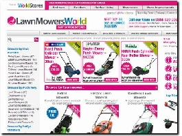 http://www.lawnmowersworld.co.uk website
