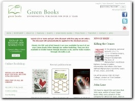 http://www.greenbooks.co.uk website