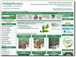 http://www.hedgenursery.co.uk website