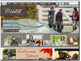 http://www.geowear.co.uk website