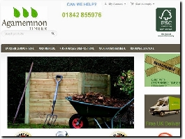 http://www.agamemnon-timber.co.uk website