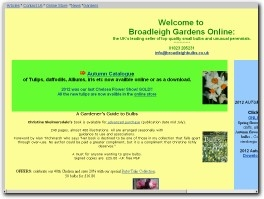 http://www.broadleighbulbs.co.uk/ website