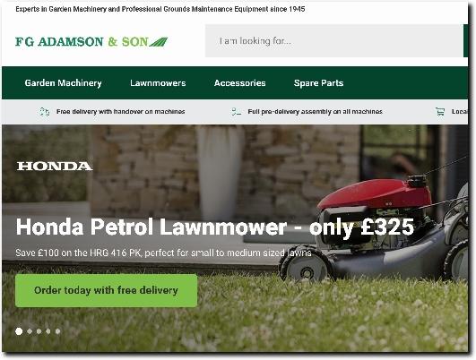http://www.buyamower.co.uk/ website