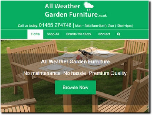 https://allweathergardenfurniture.co.uk/ website