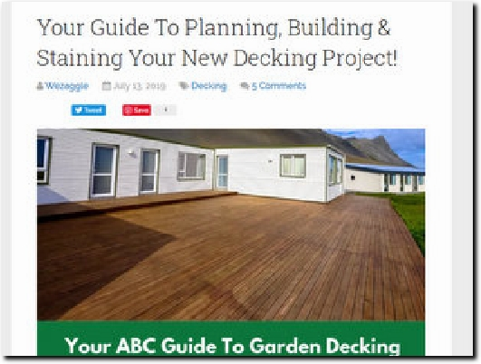 https://wezaggle.com/your-abc-guide-to-garden-decking/ website