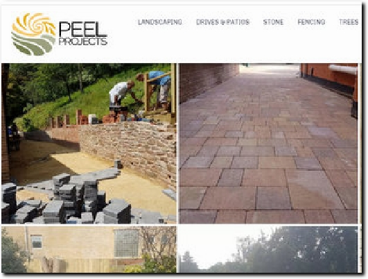 https://peelprojectsuk.com website