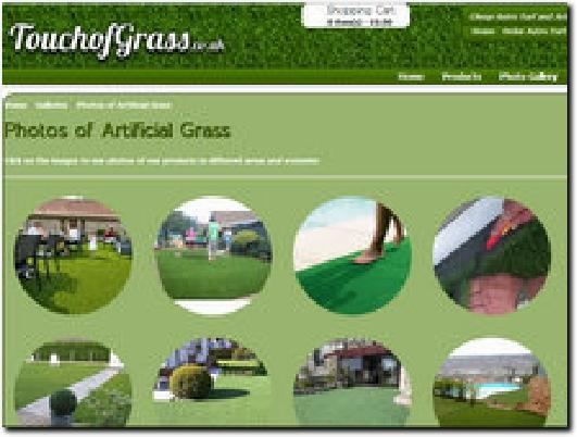 https://www.touchofgrass.co.uk website