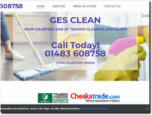 https://www.endoftenancycleaninginguildford.co.uk website