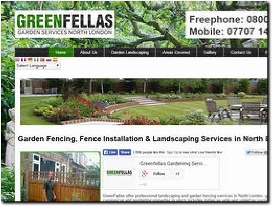 http://fenceinstallationnorthlondon.co.uk/ website