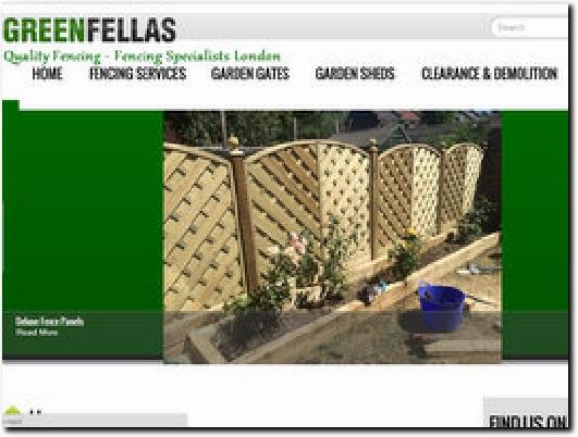 http://www.greenfellasfences.co.uk/ website