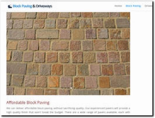 https://www.blockpavinganddriveways.co.uk/ website