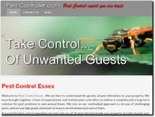 http://www.pestcontrolleressex.co.uk website