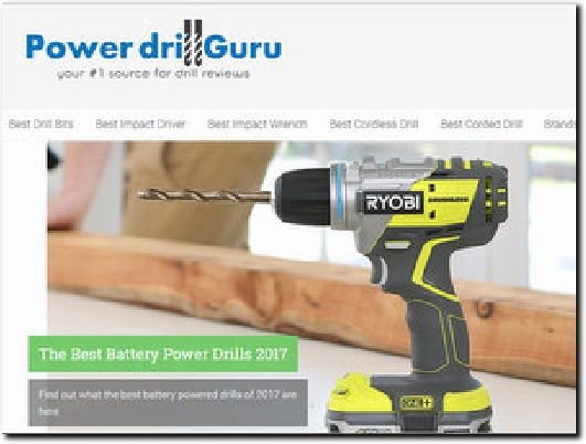 http://powerdrillguru.com website