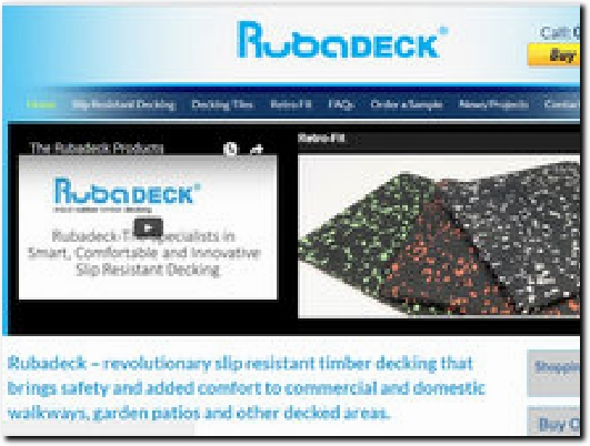 http://www.rubadeck.co.uk website