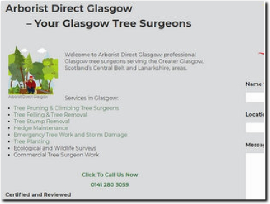 https://www.arborist-direct.co.uk/provider/glasgow-tree-surgeon/ website