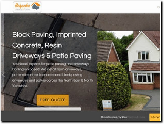 https://bespokebuildingpaving.com website