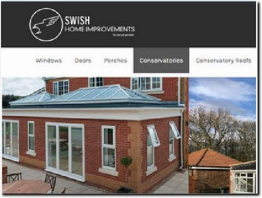 https://www.swishhome-improvements.co.uk/ website